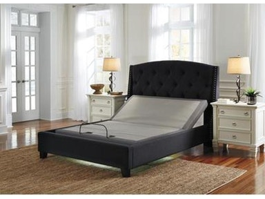 Ashley Sleep Queen Adjustable Bed (Head Only) M9X432 Queen Adjustable Bed