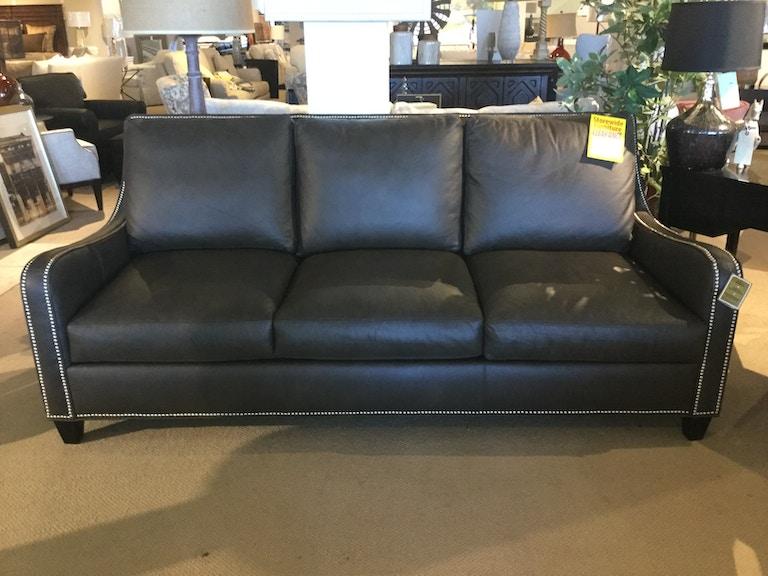 Braddington Young Leather Sofa 61395