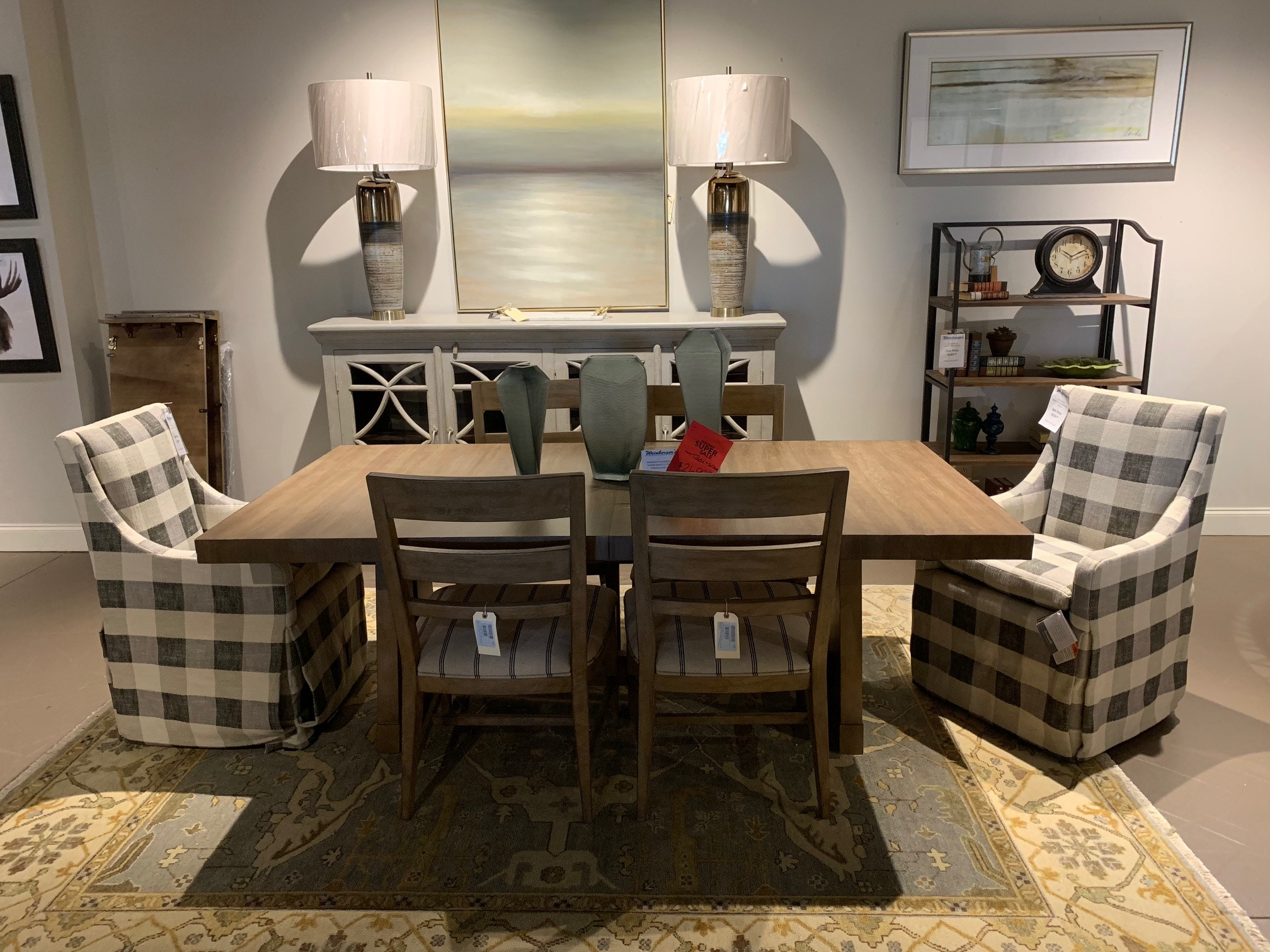 clearance thomasville dining table and 6 chairs 8582 weinberger s rh weinbergersfurniture com thomasville dining table and chairs thomasville dining table pads