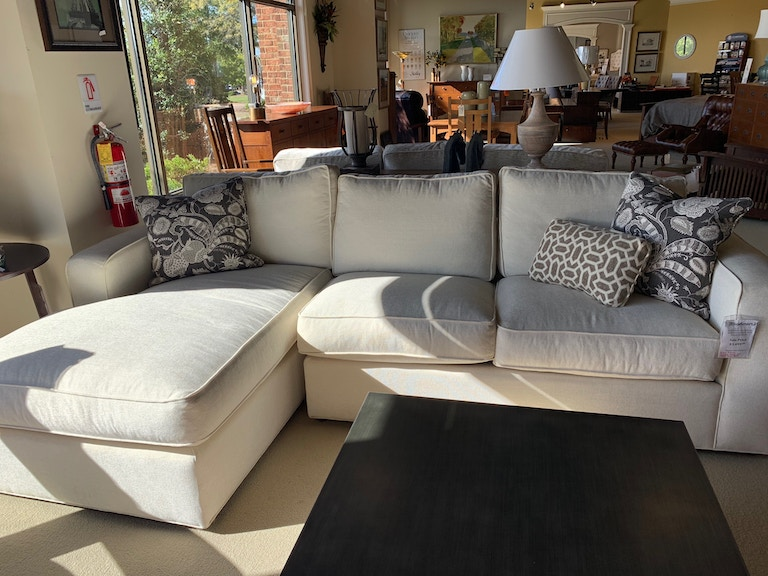 Clearance Norwalk Sofa Chaise 843 At Weinberger S Furniture And Mattress Showcase