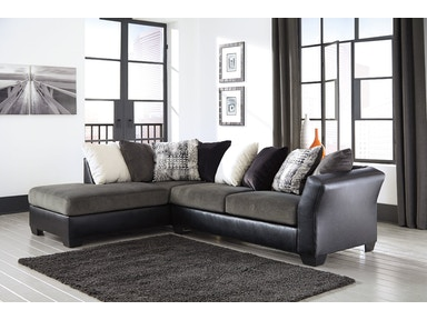 2pc Left Chaise Sectional