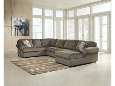 3pc Right Chaise Sectional
