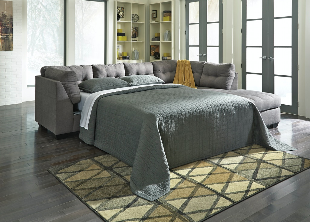 Signature Design By Ashley Living Room 2pc Left Sleeper