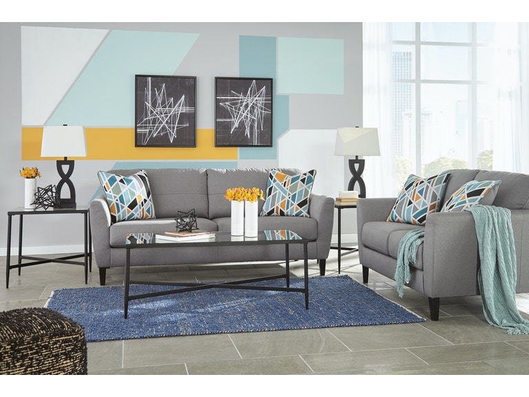 Signature Design by Ashley Living Room 5pc Pelsor Apartment size ...