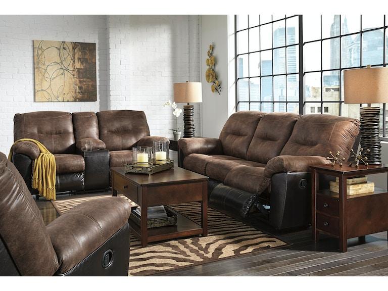 Signature Design by Ashley 3pc Follett Reclining Living room set ...