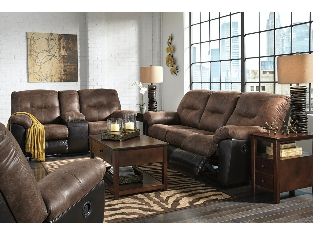 reclining living room set. Signature Design by Ashley 3pc Follett Reclining Living room set includes  sofa loveseat