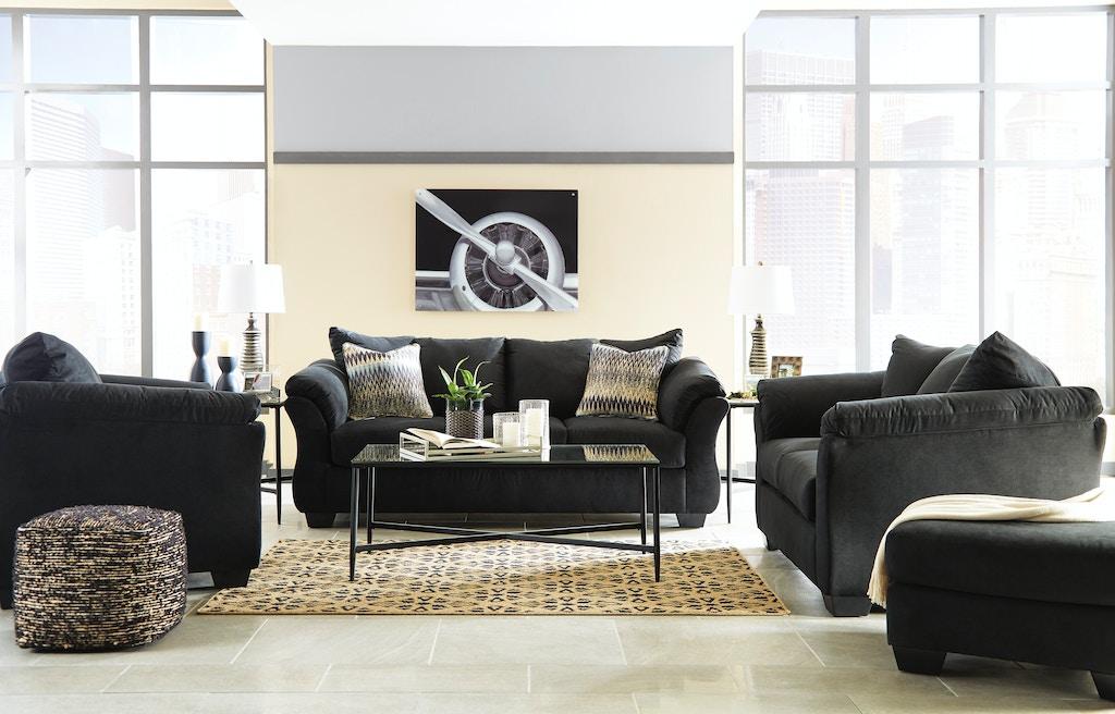 Astounding Signature Design By Ashley 5Pc Darcy Living Room Package Inzonedesignstudio Interior Chair Design Inzonedesignstudiocom