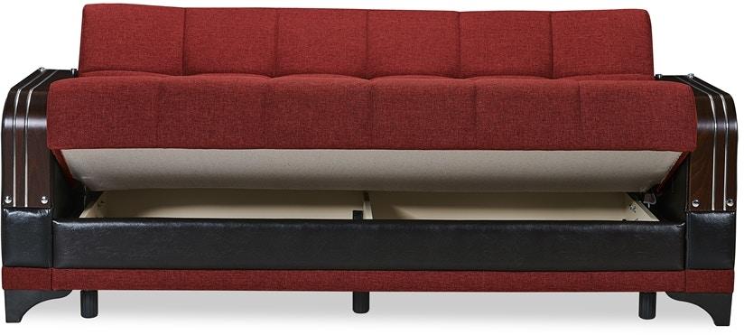 Casamode Living Room Futon Sofa Bed Klik Klak Sit Sleep And
