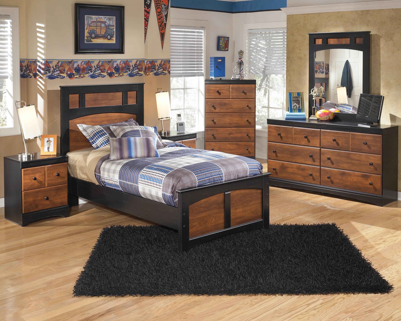 Cute Twin Bedroom Set Minimalist