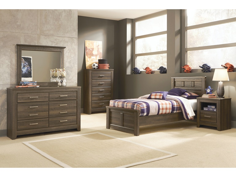 Signature Design by Ashley 4pc Juararo Youth Bedroom - Fulton Stores ...