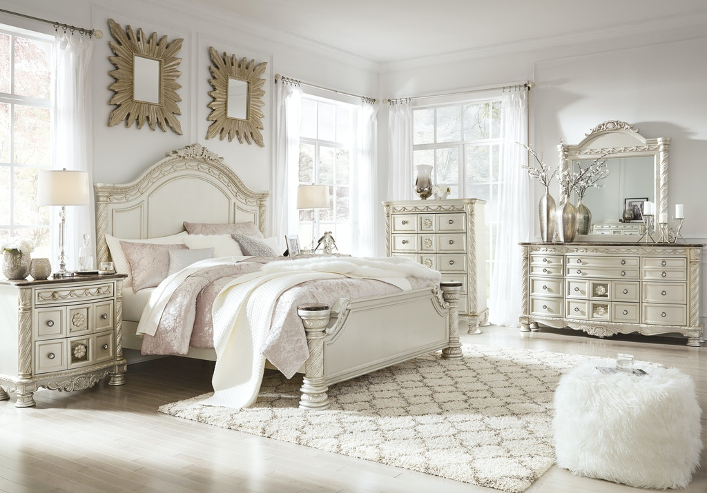 Signature Design by Ashley 5pc Cassimore Queen Size Bedroom Set - Fulton Stores - Brooklyn and