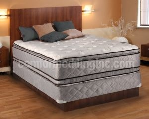 Comfortbedding Mattresses Queen Size Hollywood Set Mattress and