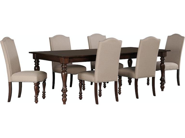 Signature Design By Ashley 7pc Baxenburg Dining Set D506 35 016