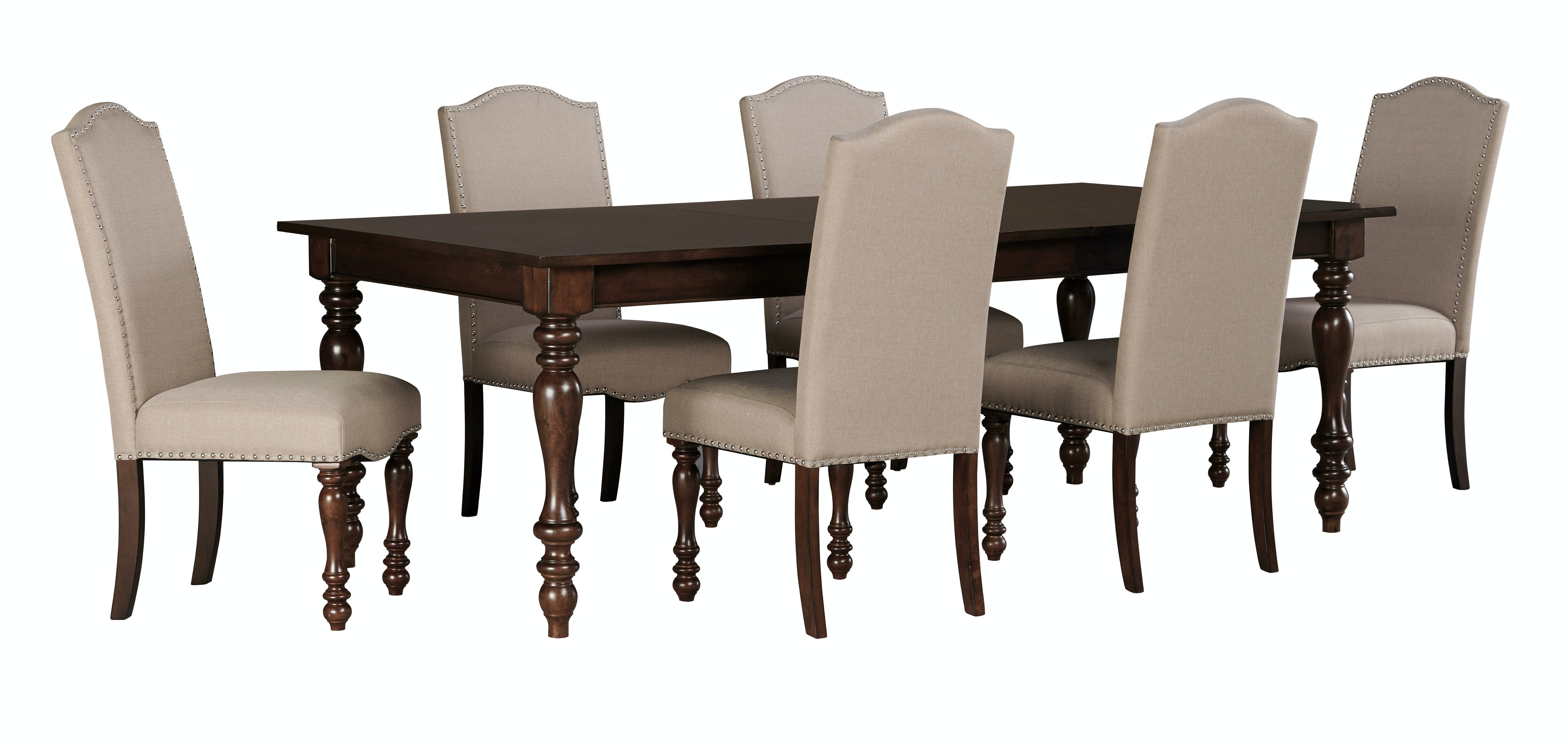 Signature Design By Ashley 7pc Baxenburg Dining Set D506 35 01(6)