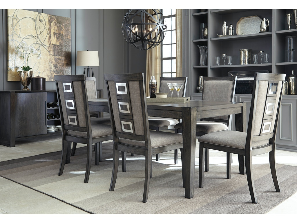 Signature Design By Ashley Chadoni Dining Set D624 35 016