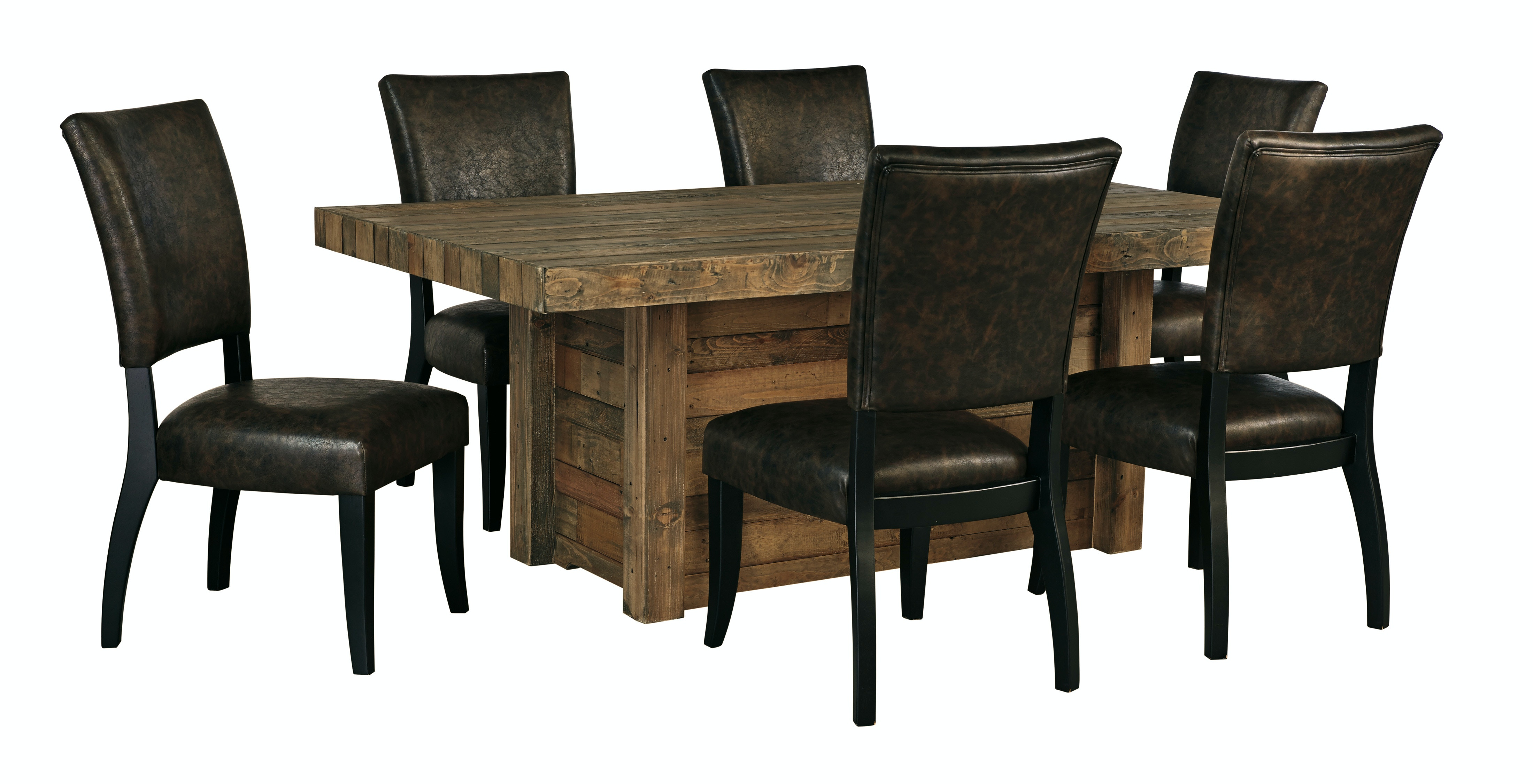 Signature Design By Ashley Sommerford Dining Set D775 25 026
