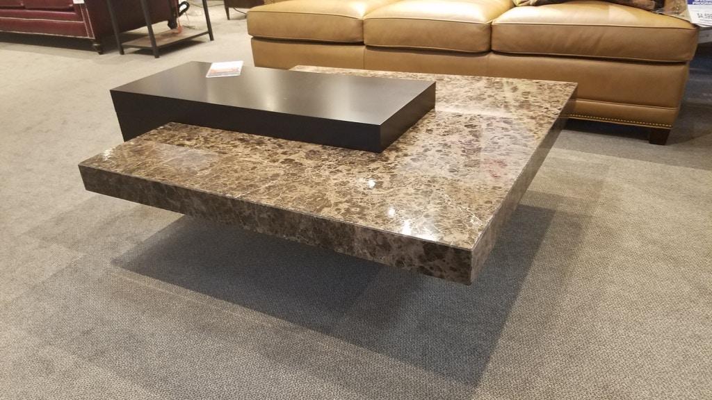 Shoferu0027s Stone International Cocktail Table 1336656