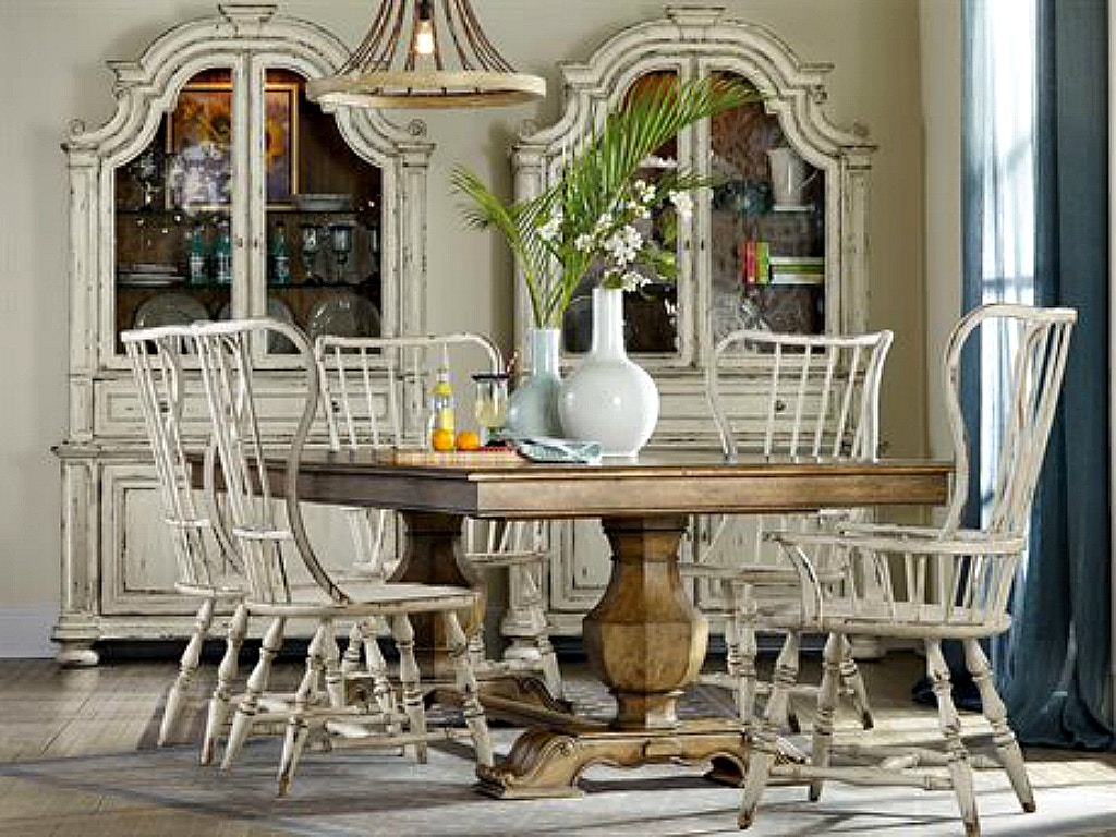 Hooker Furniture Sanctuary Brighton Dining Room Collection