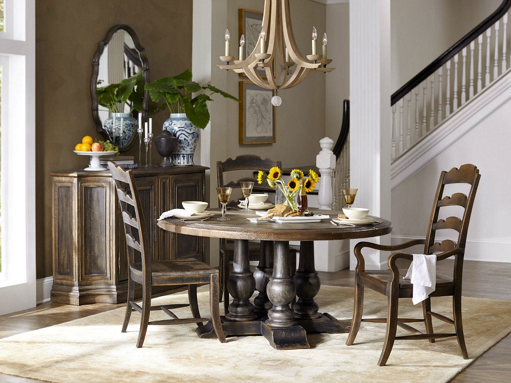 Hooker Furniture Hill Country Dining Room Collection SEE MORE PIECES BELOW