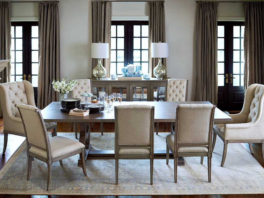 Bon Bernhardt Marquesa Dining Room Collection, SEE MORE PIECES BELOW. Marquesa  Dining Room Collection