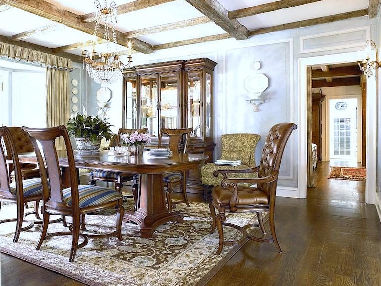 thomasville deschanel dining room set