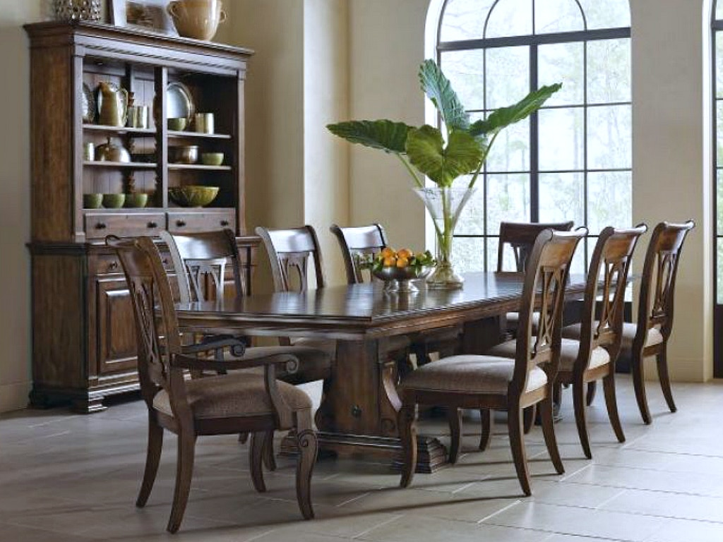 Kincaid Furniture Living Room Portolone Dining Room ...
