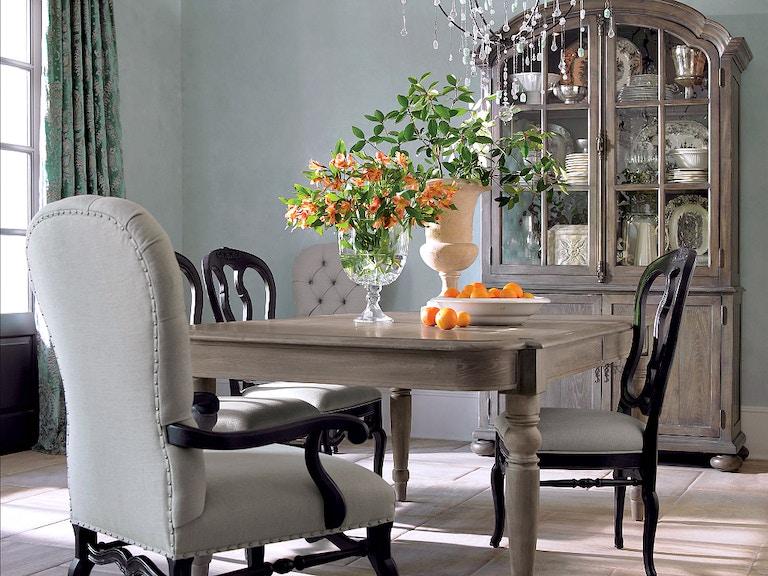 Belgian Oak Dining Table - Dining room ideas