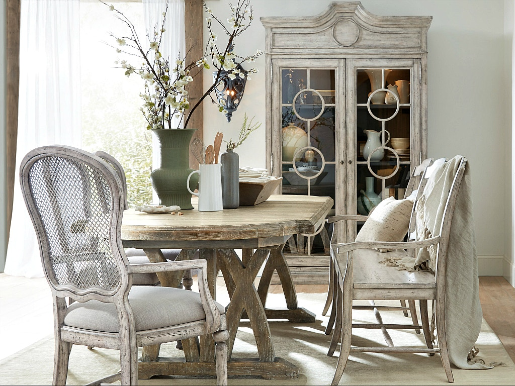 Hooker Furniture Boheme Dining Room Collection