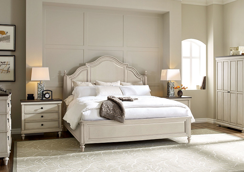 Legacy Classic Furniture Brookhaven Bedroom Collection, SEE MORE PIECES  BELOW.