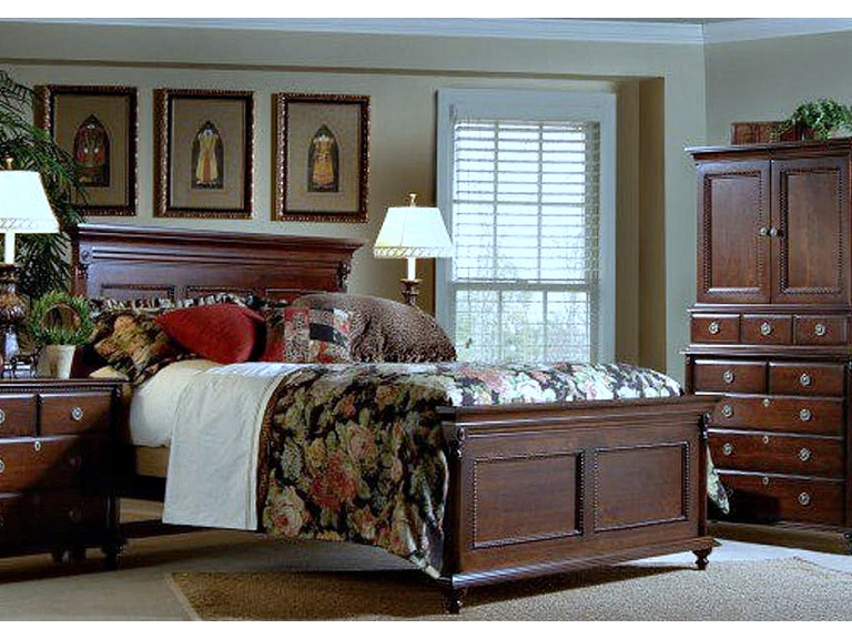 Durham Brookline Bedroom Set