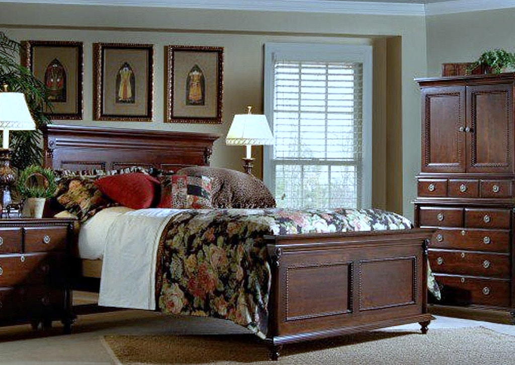 Brookline Bedroom Collection