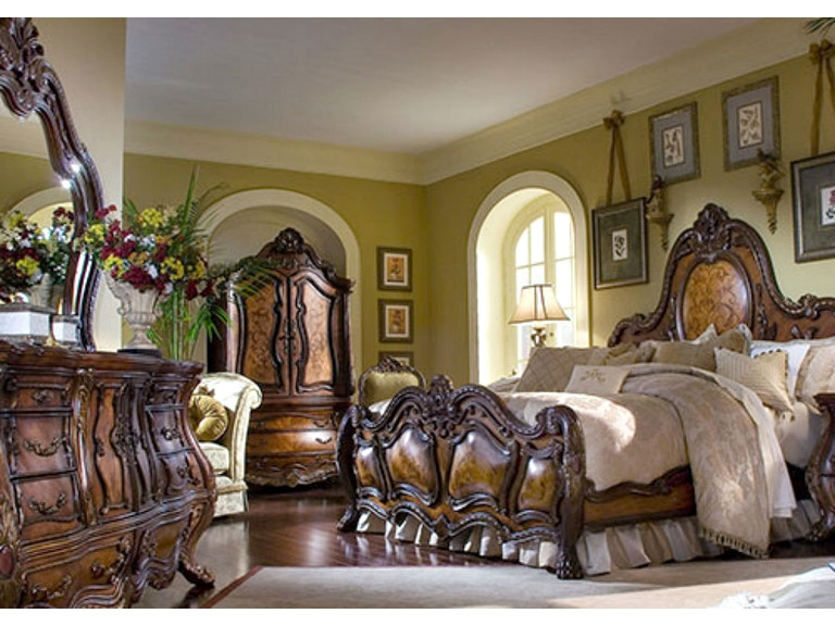 aico chateau beauvais bedroom set
