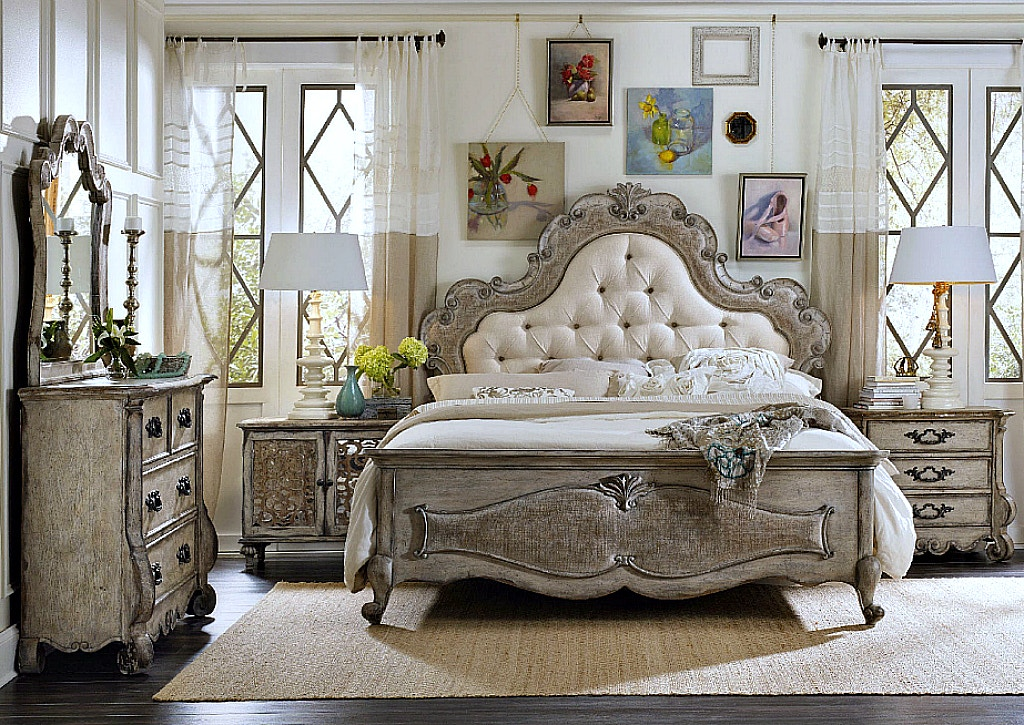 Hooker Furniture Chatelet Bedroom Collection, SEE MORE PIECES BELOW.