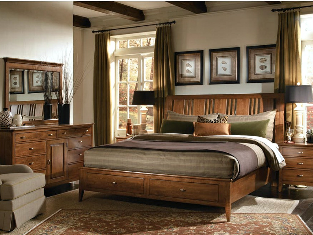 furniture pieces for bedrooms. Kincaid Furniture Cherry Park Bedroom Collection, SEE MORE PIECES BELOW. Pieces For Bedrooms