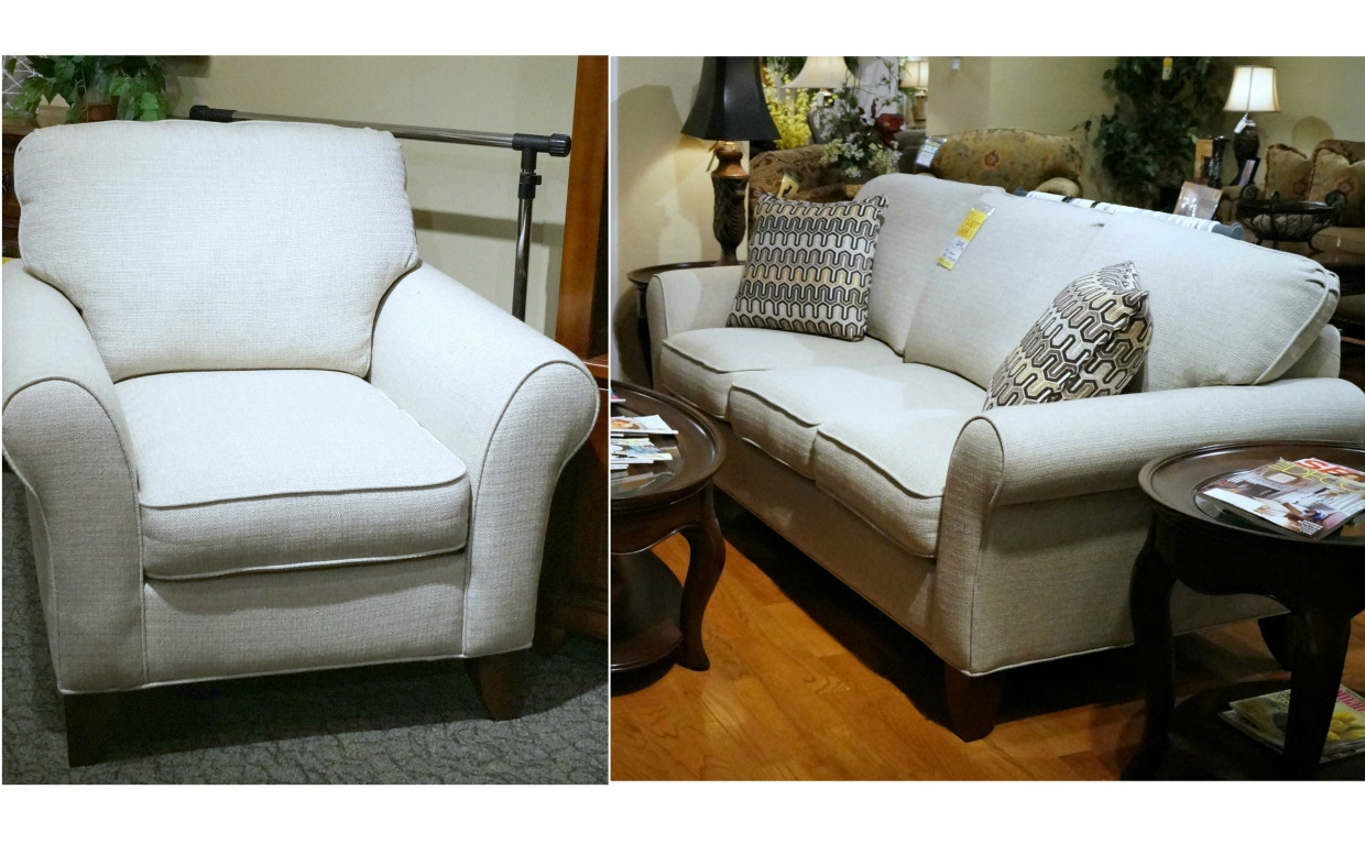 Clearance Living Room CLEARANCE $1,599.00 Plus Delivery Charge (on  Clearance Items Only) Craftmaster 2