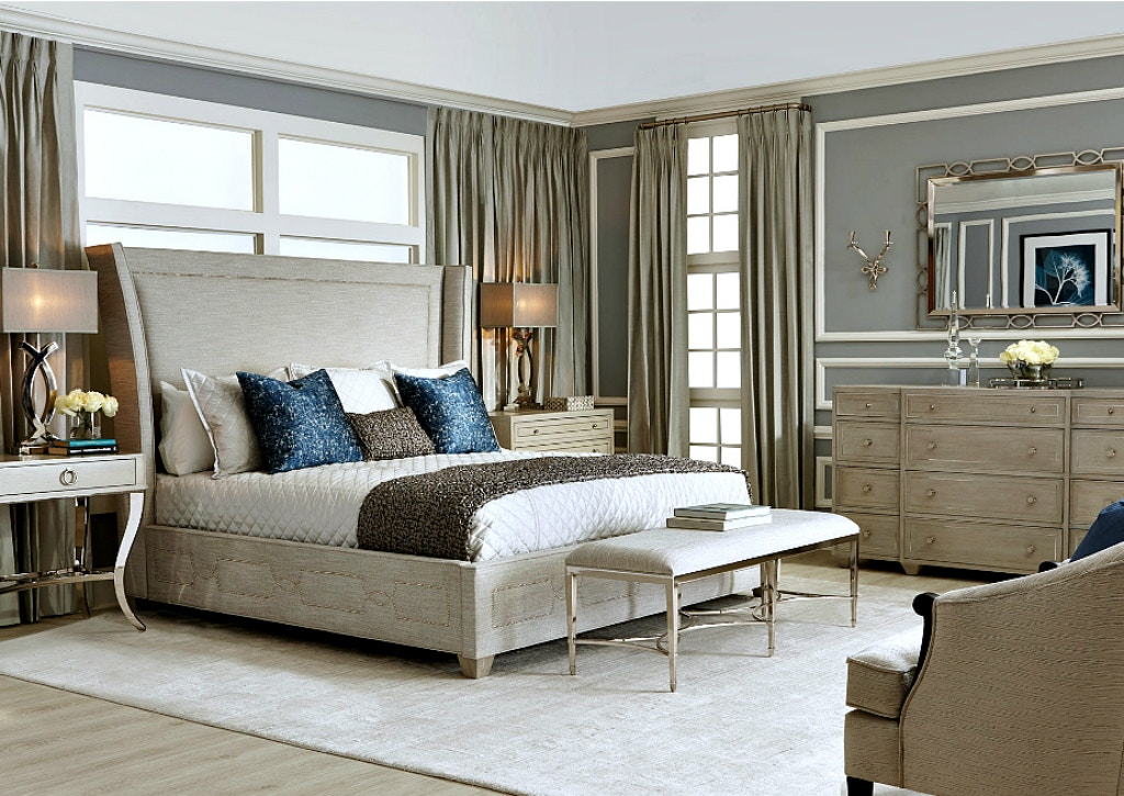 Bernhardt Criteria Bedroom Collection, SEE MORE PIECES BELOW. Criteria  Bedroom Collection