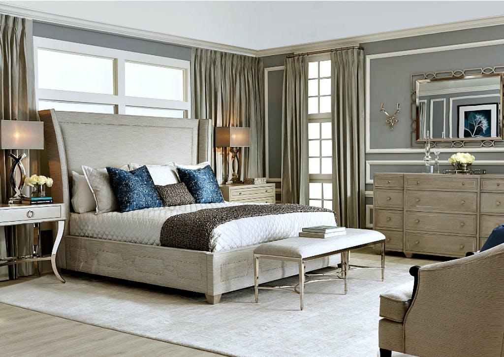 Image of: Bernhardt Furniture Criteria Bedroom Set