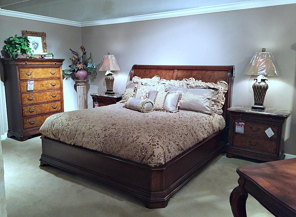 Deschanel Bedroom Collection
