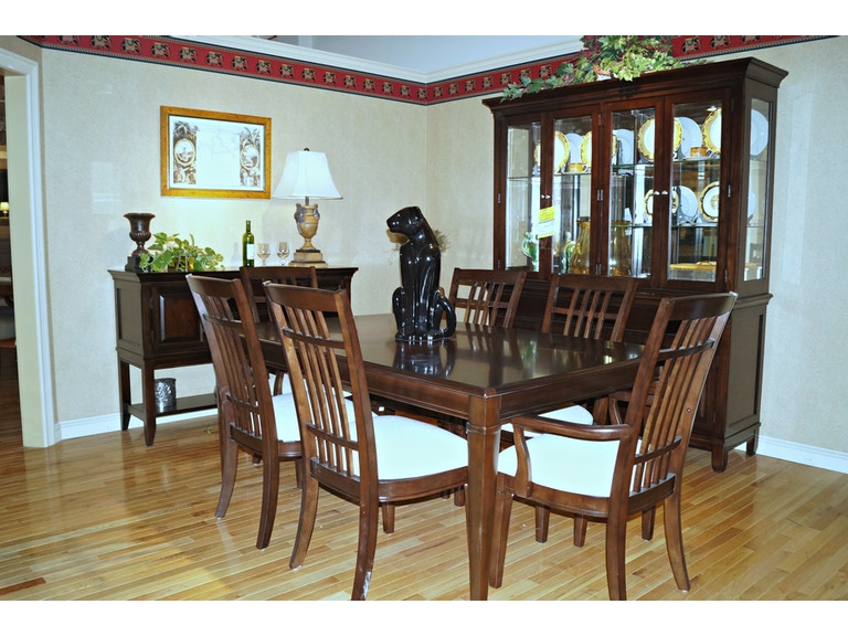 Bridges 9pc Dining Room Set CLEARANCE