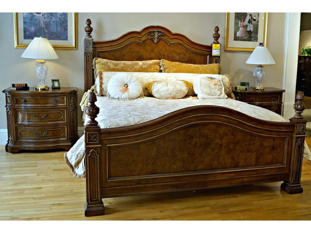 Drexel Heritage Casa Vita 6 Pc. King Bedroom Set