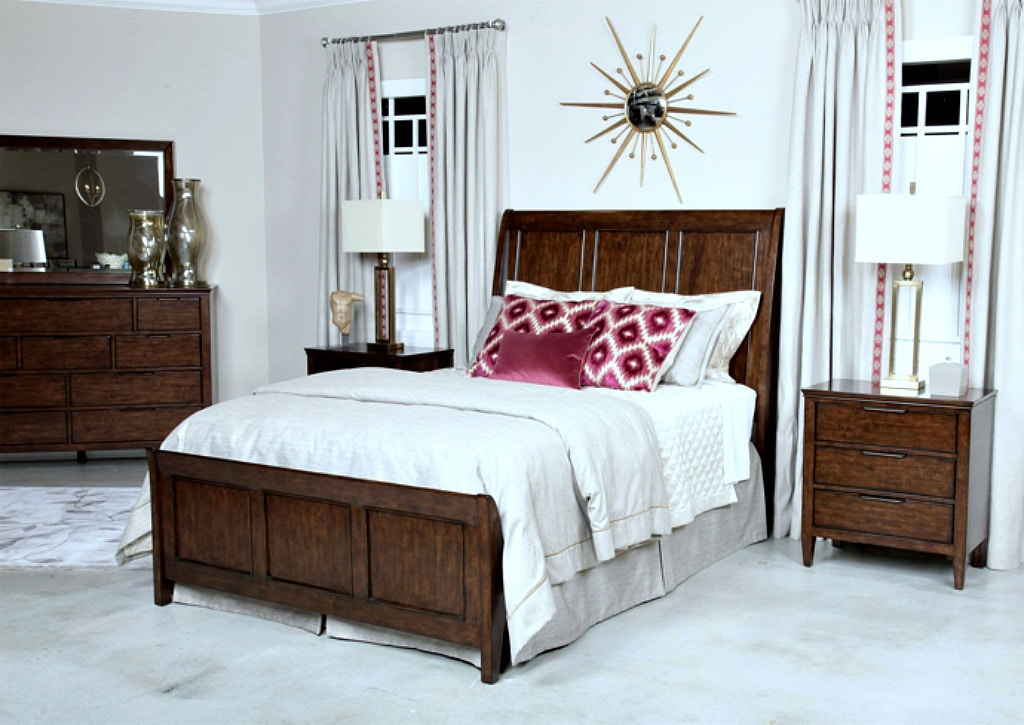 Kincaid Furniture Elise Bedroom Collection. SEE MORE PIECES BELOW.