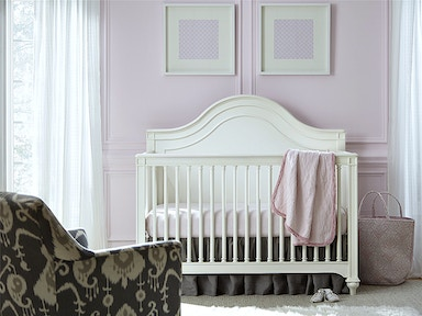 Smartstuff by Universal Genevieve Kids Bedroom Collection, SEE MORE PIECES BELOW. Genevieve Conversion Crib