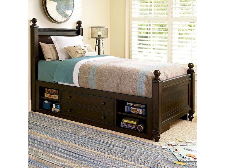 Paula Deen Guys 6 Pc. Full Size Youth Bedroom Set Floor Sample CLEARANCE