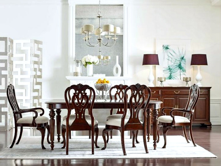 Kincaid Furniture Hadleigh Dining Room Collection See More Pieces Below