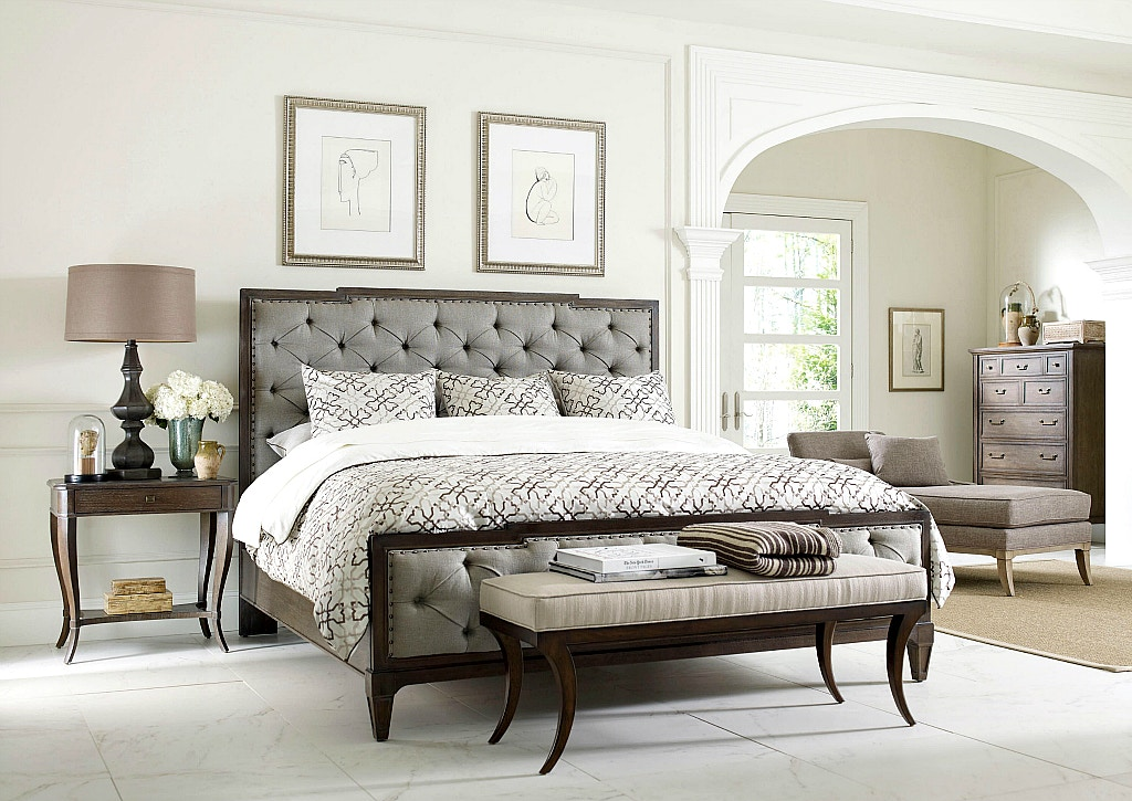 Thomasville Harlowe U0026 Finch Bedroom Collection, SEE MORE PIECES BELOW.