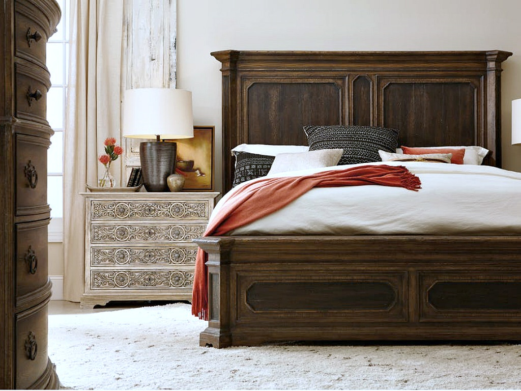 Hooker Furniture Hill Country Bedroom Collection SEE