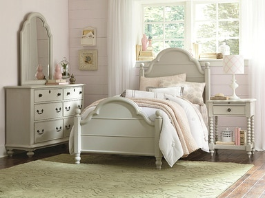 Legacy Classic Kids Inspirations in Morning Mist Kids Bedroom Collection, SEE MORE PIECES BELOW. Inspirations in Morning Mist Kids Bedroom Collection