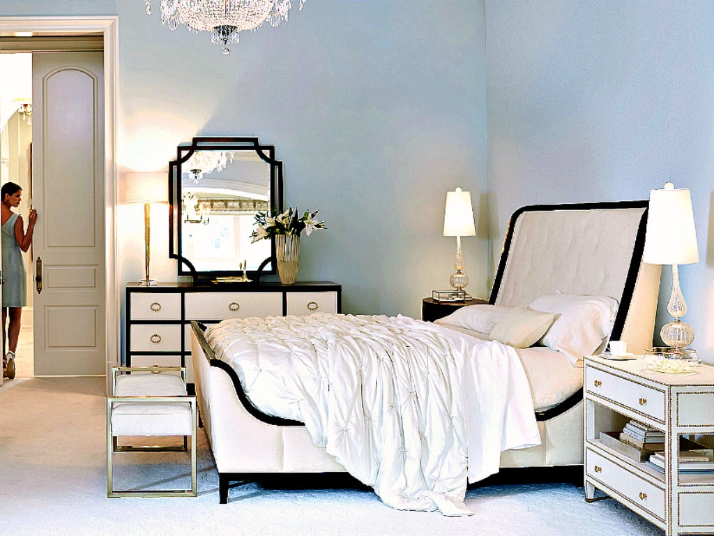 Enjoyable Bernhardt Furniture Jet Set Bedroom Set Interior Design Ideas Clesiryabchikinfo