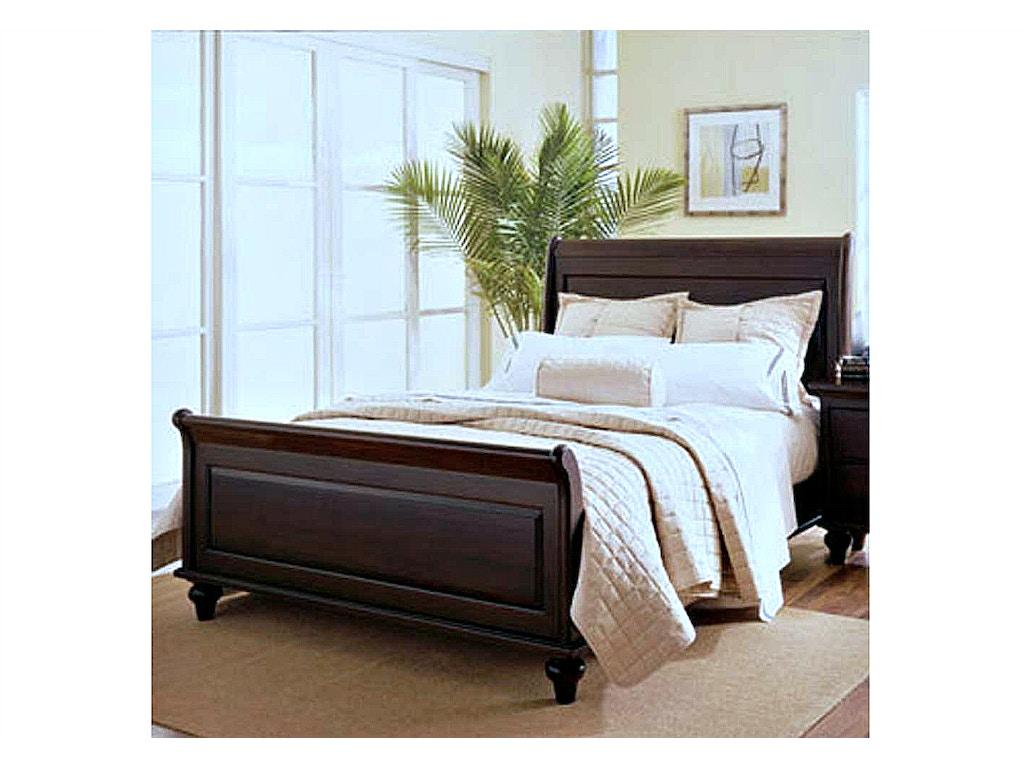 Kincaid Somerset Solid Wood 6 pc. Queen Bedroom Set