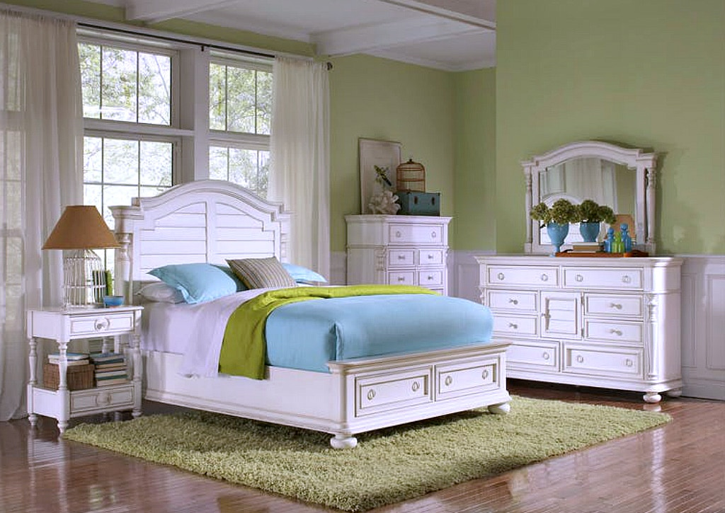 Placid Cove Bedroom Collection